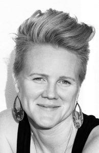 Portrait of Jen Dainer